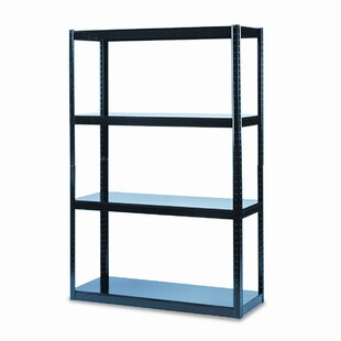 Boltless Steel 5 Shelf Shelving Unit