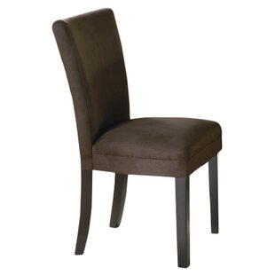 Shop For Bradford Parsons Chair (Set of 2) by Wildon Home® Reviews (2019) & Buyer's Guide