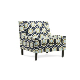 Uniquely Furnished Montego Armchair