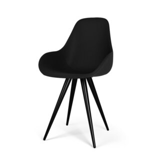 Angel Contract Dimple Pop Side Chair by Kubikoff