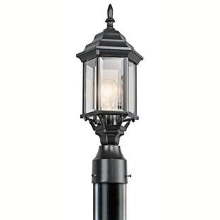 Three Posts Bayou 1-Light Post Light