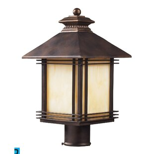 Compare prices Federal Heights 1-Light LED Lantern Head By Loon Peak