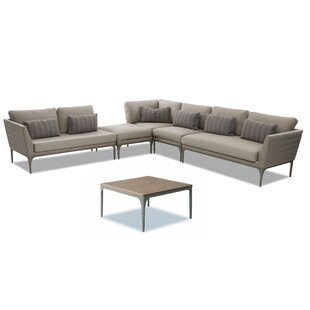 Hetton 6 Piece Sectional Seating Group By Brayden Studio