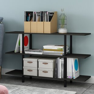 Rosamaria 71cm 3 Shelf Shelving Unit By Mercury Row