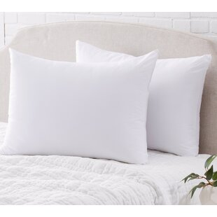 Springs Home Super Support Polyfill Standard Pillow (Set of 2)