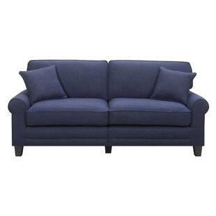 Buxton 73 Rolled Arm Sofa