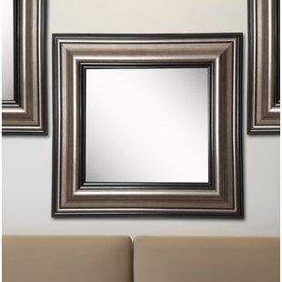 Deals Kimzey Antique Silver Wall Mirror (Set of 3) ByCharlton Home