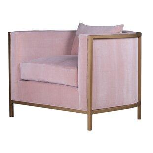 Nordheim Armchair by Everly Quinn