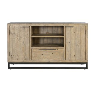 Glenda Media 1 Drawer 2 Door Accent Cabinet by Greyleigh