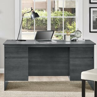 Coupon Elks Executive Desk By Wrought Studio