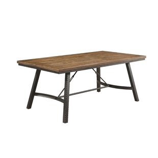 Marshburn Dining Table by Gracie Oaks Modern