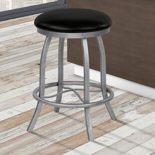 Rosalie 30 Swivel Bar Stool by Orren Ellis