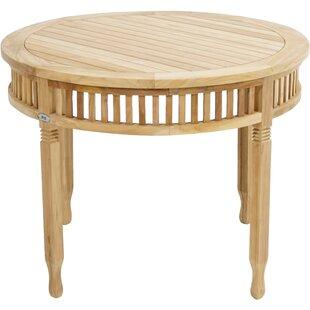 Hobkirk Teak Dining Table Image