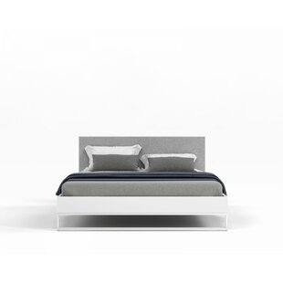 Purchase Boucher Upholstered Platform Bed by Brayden Studio Reviews (2019) & Buyer's Guide