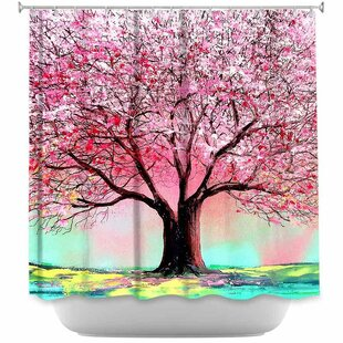Chesney Story of the Tree lxxiv Single Shower Curtain