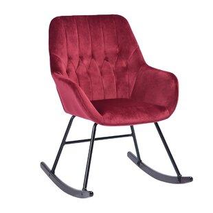 Gamma Rocking Chair By Rosalind Wheeler