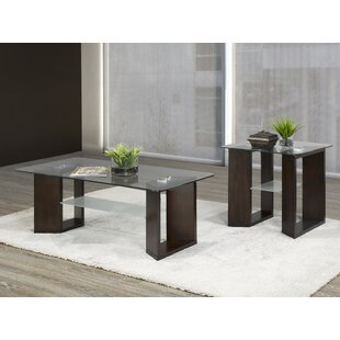 Cathryn 2 Piece Coffee Table Set