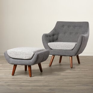Searching for Braydon Armchair By George Oliver
