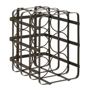 6 Bottle Tabletop Wine Bottle Rack by Cole & Grey