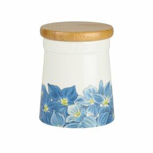 Botanic Blooms Hydrangea Small Storage Jar