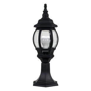 Windsor 1 Light Pedestal Light By Marlow Home Co.