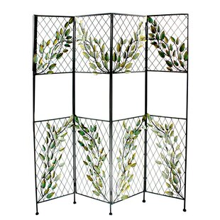 ESSENTIAL DÉCOR & BEYOND, INC 4 Panel Room Divider