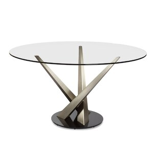 Zhenyu Dining Table by Orren Ellis