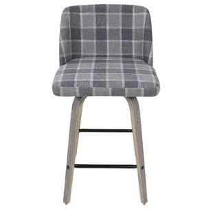Sherie 65cm Bar Stool By Brick & Barrow