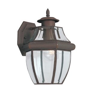 Kylertown 1-Light Outdoor Wall Lantern