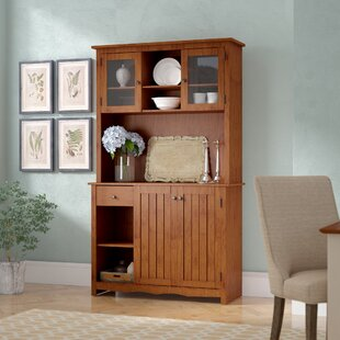 Harlingen China Cabinet by Alcott Hill