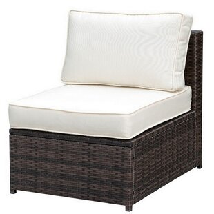 Lerner Patio Chair with Cushions