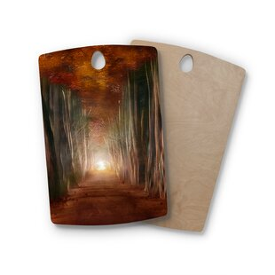 Viviana Gonzalez Birchwood Dreams Come True Cutting Board