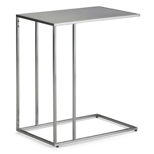 Chanson End Table by Orren Ell..
