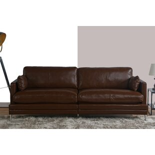 Ukee Mid Century Sofa by Wrought Studio Best #1