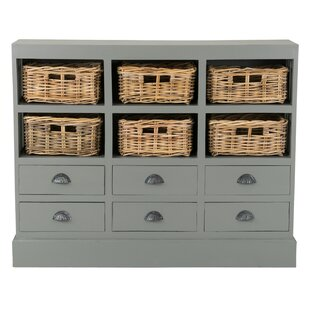 Cleckheat 6 Drawer Accent Cabinet by Gracie Oaks