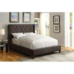 Alcott Hill Greig Upholstered Panel Bed