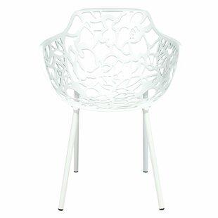 Brayden Studio Avelar Metal Dining Chair (Set of 2)