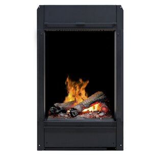 Opti-Myst Pro Wall Mounted Electric Fireplace by Dimplex