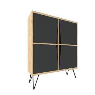 Godmanchester Bookcase By Ebern Designs