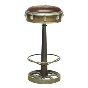 Price comparison Wright Drummer 31 Swivel Bar Stool by Highway To Home Reviews (2019) & Buyer's Guide
