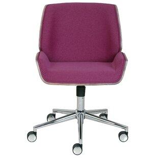 Elle Decor Ophelia Bentwood Desk Chair