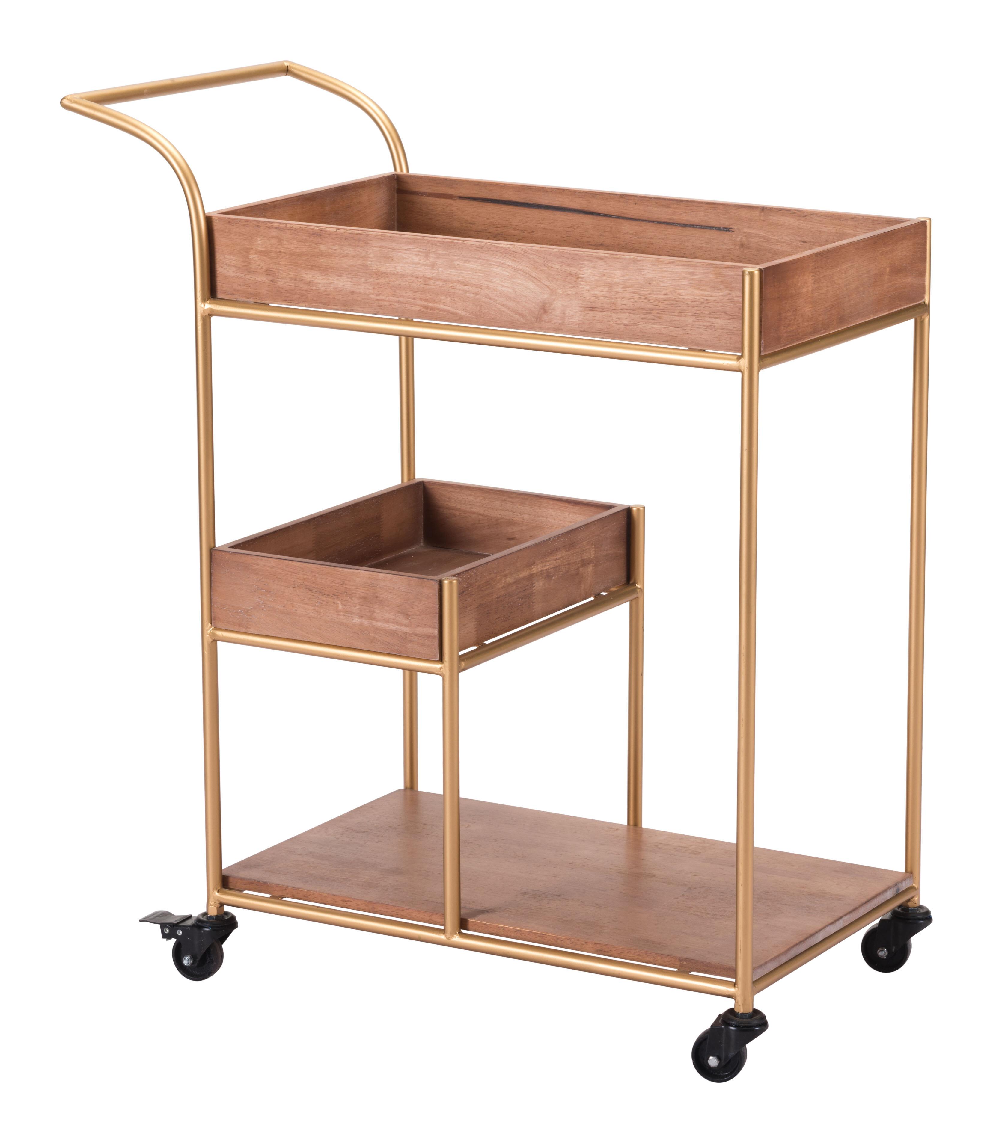 Modern Mid Century Bar Carts Allmodern
