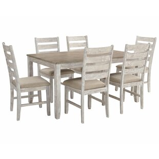 Lomeli 7 Piece Dining Set