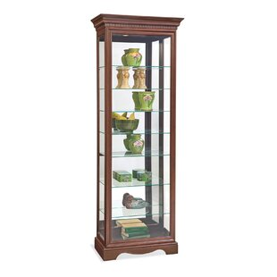 Philip Reinisch Co. Lighthouse Octave III Lighted Curio Cabinet