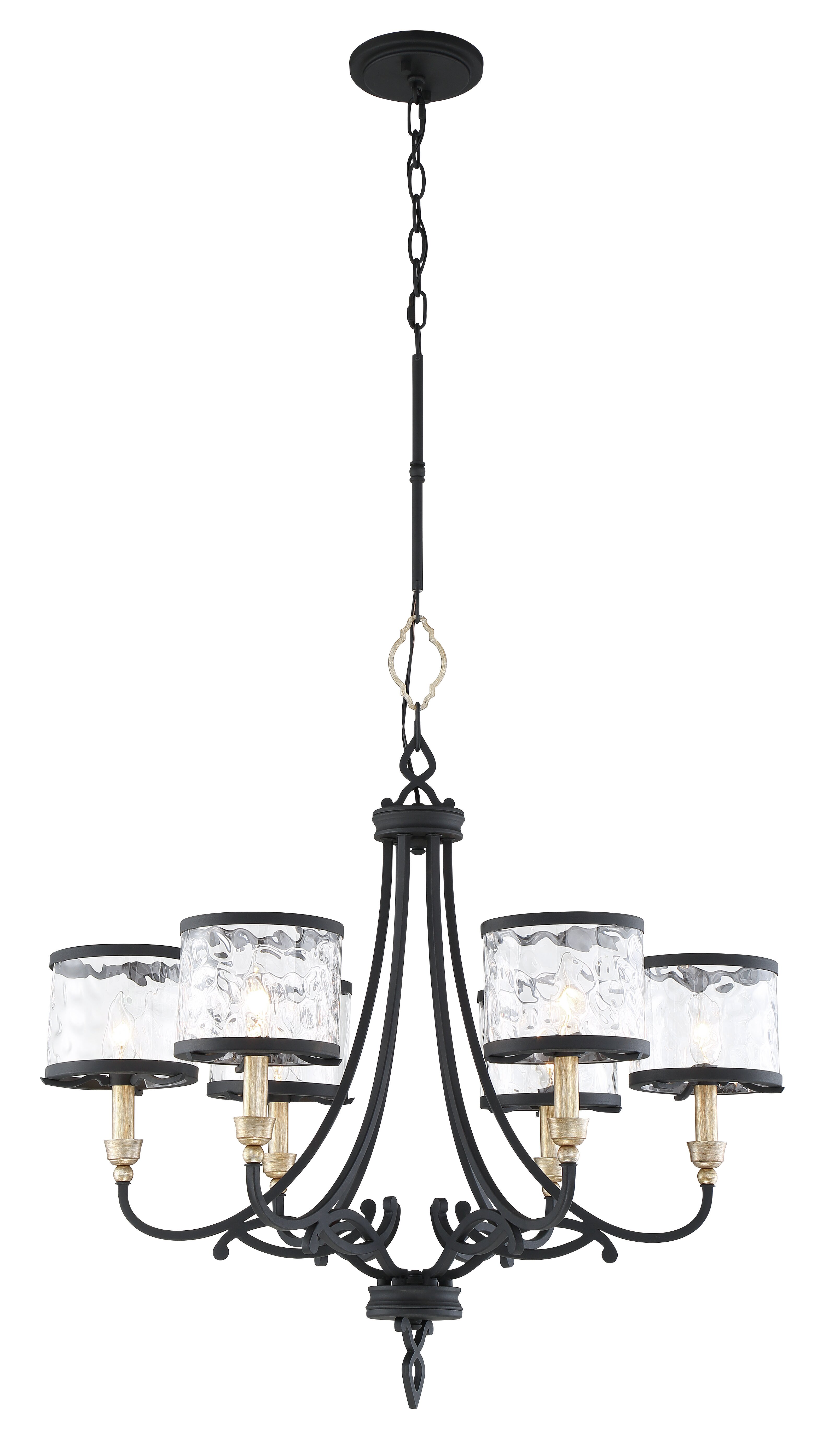 Charlton Home Moats 6 Light Shaded Classic Traditional Chandelier Wayfair
