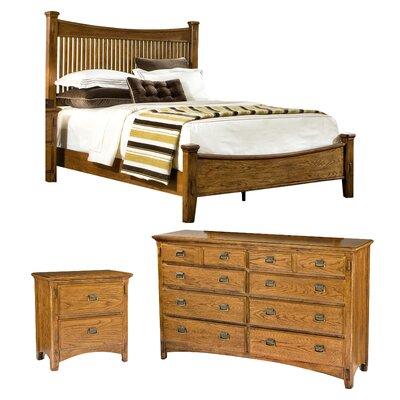 Mission Shaker Bedroom Sets You\'ll Love | Wayfair