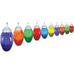 Polymer Products 10-Light Globe String Lights