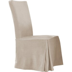 tia dining chair regular slipcover set of 2
