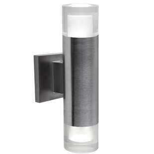Orren Ellis Stinnett LED Outdoor Sconce