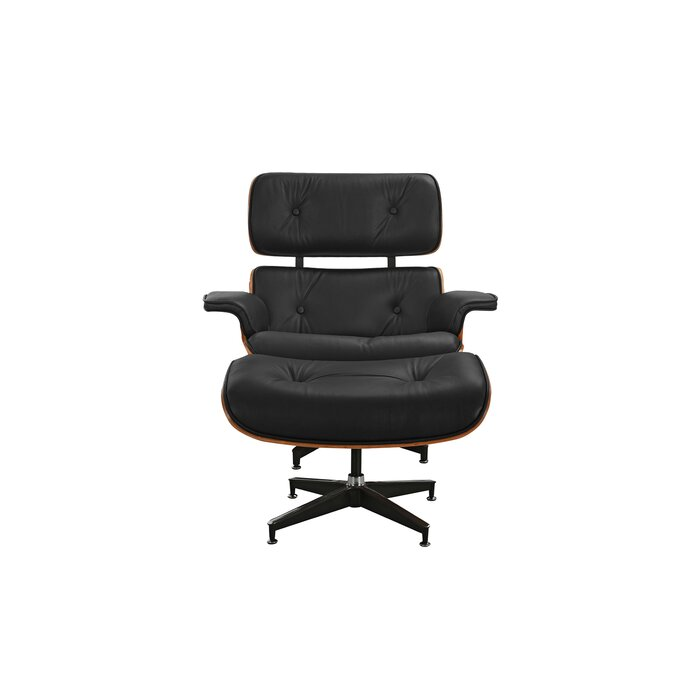 Fine Brodsky Swivel Chair And Ottoman Pabps2019 Chair Design Images Pabps2019Com